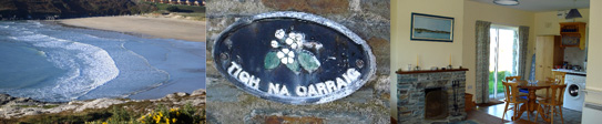 Tigh na Carraig - Schull Holiday Makers, Schull, Ballydehob, Goleen, Barley Cove, Mizen Peninsula, West Cork, Ireland